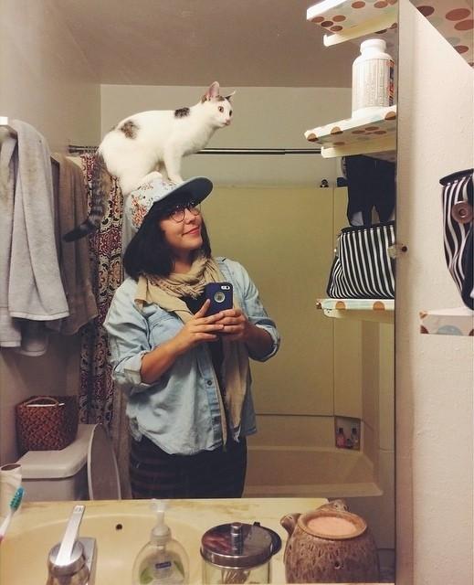 猫帽子 4