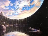 世界が変化していく、錯視によるトリックアート!