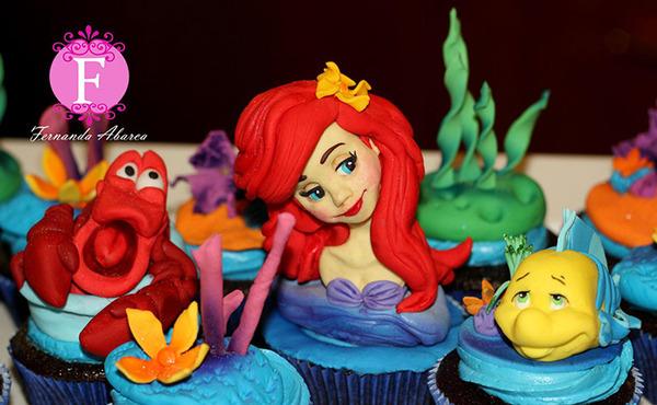 ドリームワークス・アニメーションのカップケーキ8