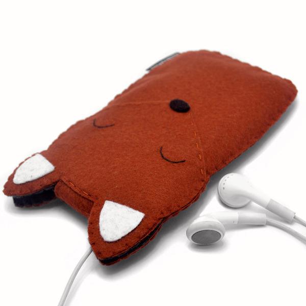 キツネのiPhoneケース