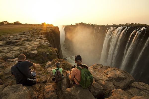 旅に出たくなる!美しい大自然と人間が一緒の写真 (17)