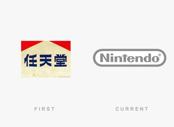 任天堂のロゴ