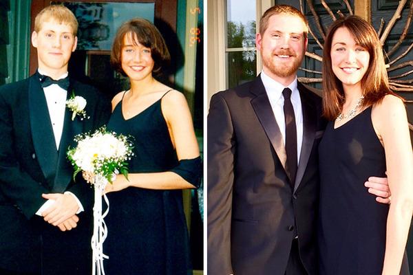 結婚して20年