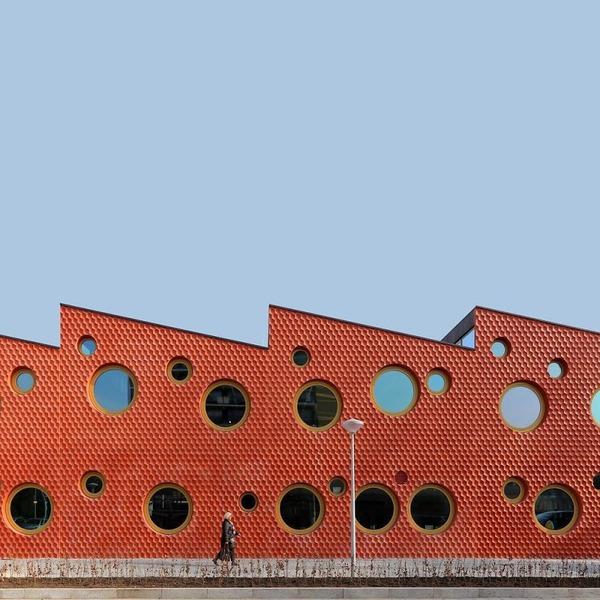 スッキリ!やけに整然とした建築物の画像色々 (23)