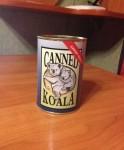 コアラの缶詰