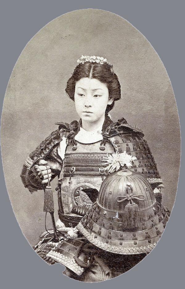 ラストサムライ…!19世紀、明治時代の侍の貴重な写真 (6)