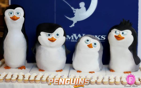 ドリームワークス・アニメーションのカップケーキ12