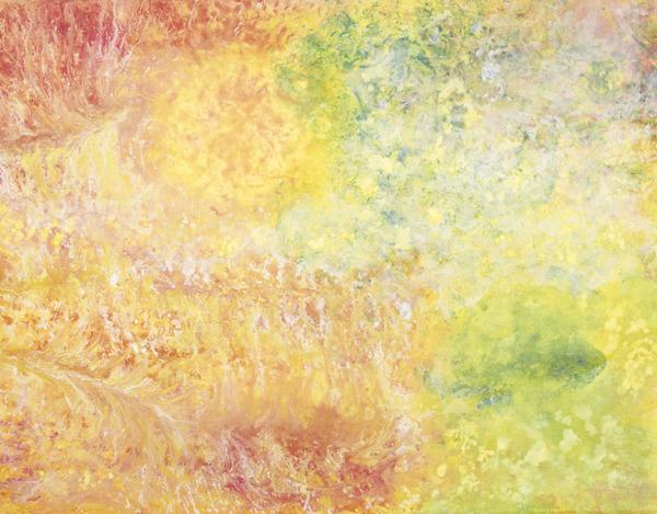 自閉症の6歳の少女が描く絵画が美しい! Iris Grace  (7)