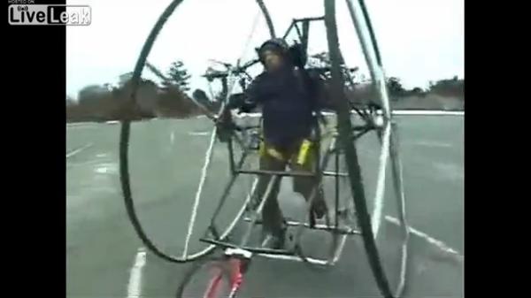 HyperBiki 手も使う自転車