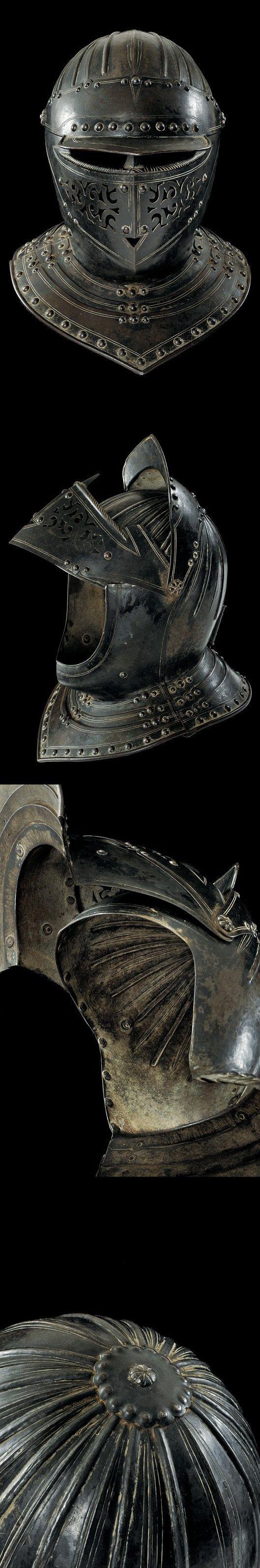 フランス ルイ14世 守衛兵の兜