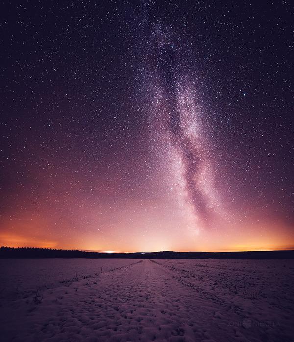 綺麗すぎ!フィンランドの夜空、満天の星空の写真 (3)