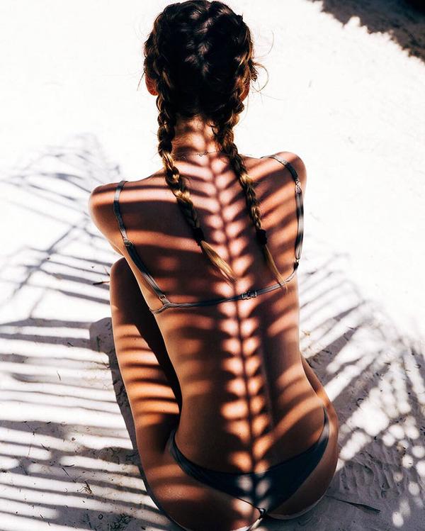 光と影と人間。影が生み出すクールな肖像写真 (1)