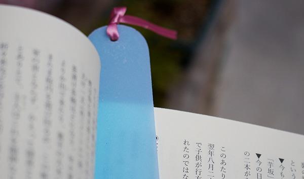 超リアルな日本製の栞(しおり)『食べものしおり』 (2)