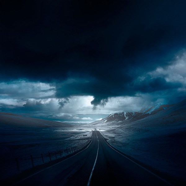 嵐の大地パタゴニアの美しく雄大な自然風景写真 (12)