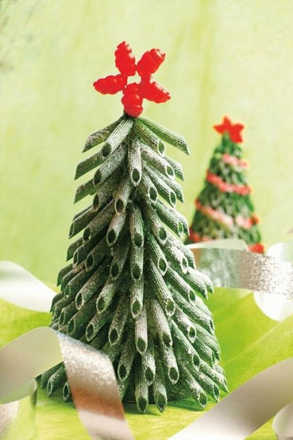 一味違ったちょっとクリエイティブなクリスマスツリー画像! (5)