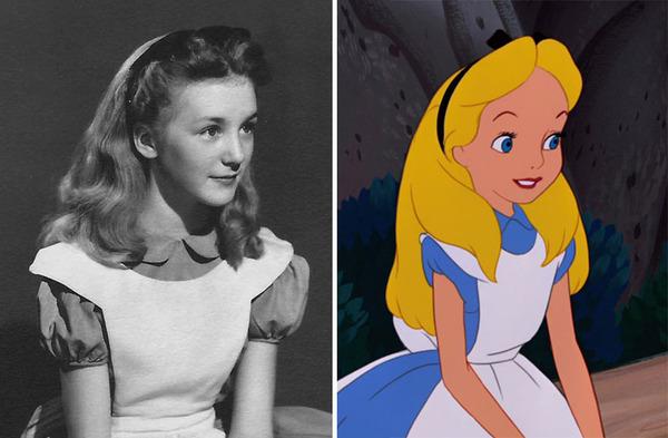 ディズニーアニメ『不思議の国のアリス』はこうして描かれていた (6)