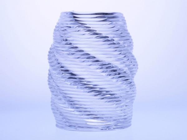 美しくユニークな形!3Dプリンタで作るガラス彫刻作品 (7)