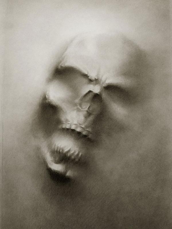 死霊が浮き出るホラーな3D絵画 jerameel-lu 2