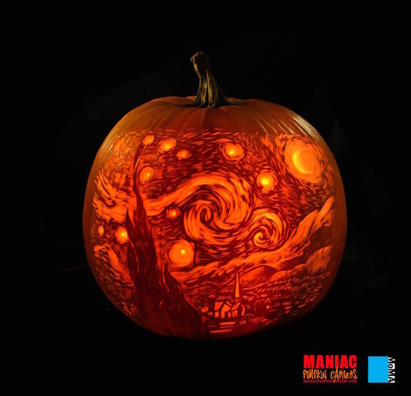 Maniac Pumpkin Carvers (2)