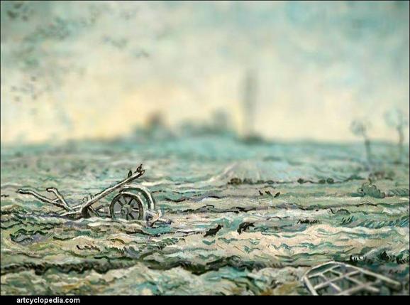 ゴッホの絵画 4