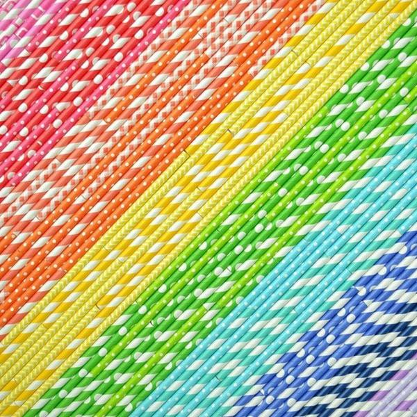 物で虹の色彩を作るアート写真プロジェクト (24)