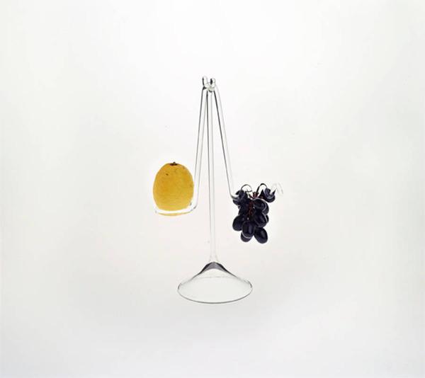 フルーツを飾るためのガラスのユニークデザイン (10)