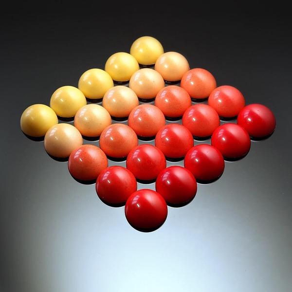 完璧な形状をしたデザート…幾何学的なスイーツ特集 (23)