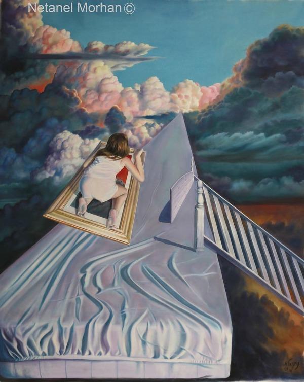 夢は忘れるから…夢を絵に描いて残す!! (13)