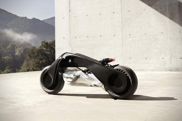 完全にSF!BMWのコンセプトバイク「VISION NEXT 100」 (5)