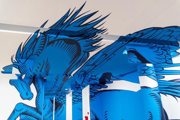 立体的なグラフィティアート!アナモルフィックで3Dな壁画 (11)