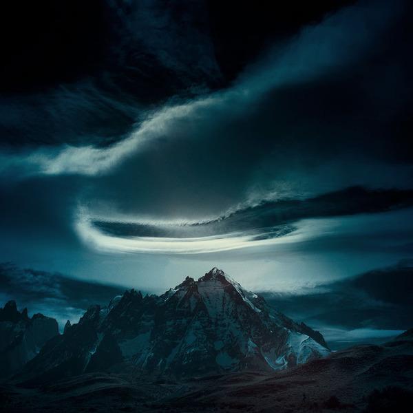 嵐の大地パタゴニアの美しく雄大な自然風景写真 (18)