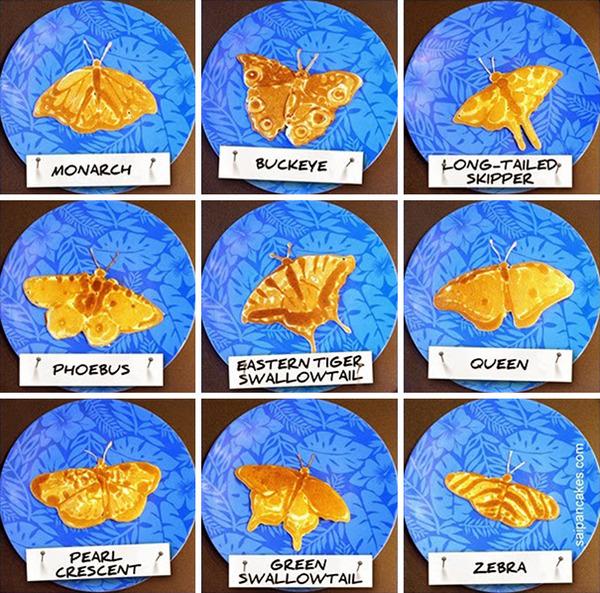 #7 教育のためになるパンケーキを作る 2