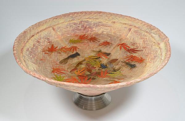 立体的で本物みたい!日本人が描く金魚すくいの絵が凄い (5)