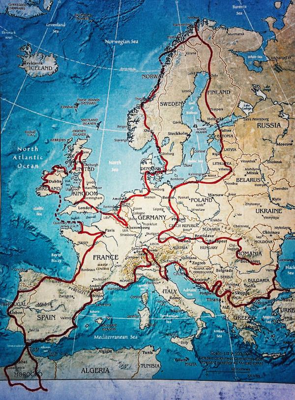 02 ルーマニア、ブカレストから始まる旅