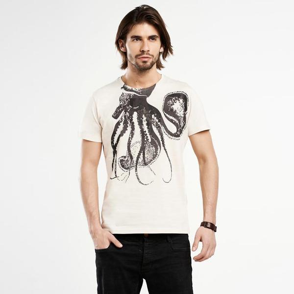 タコTシャツ