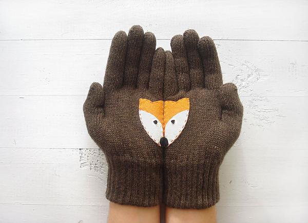 キツネの手袋 2