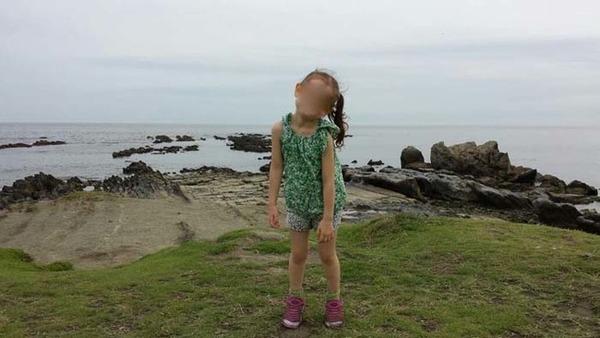 少女の心霊写真 3