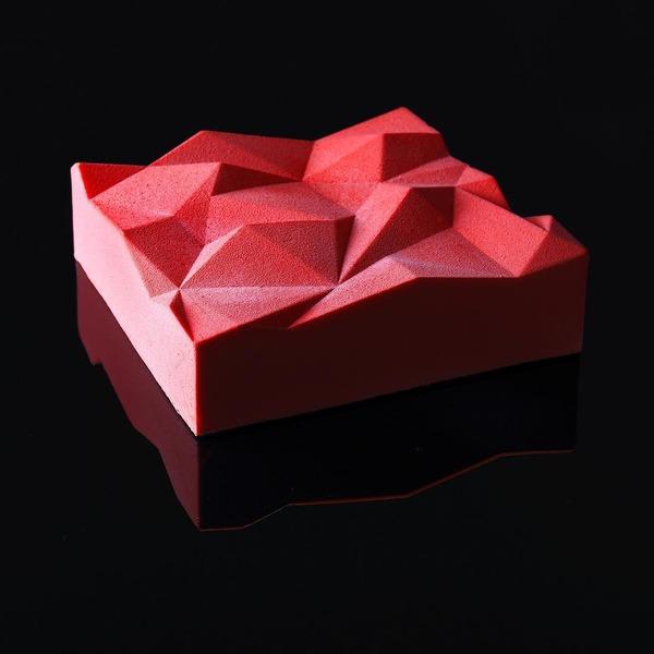 完璧な形状をしたデザート…幾何学的なスイーツ特集 (16)