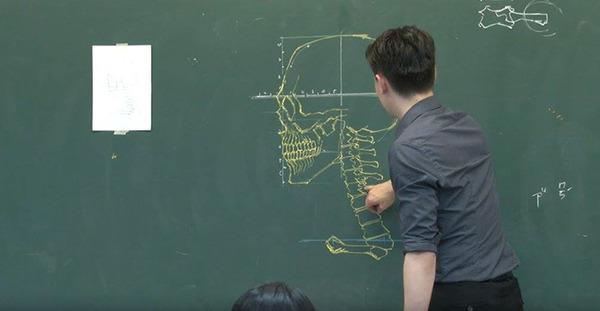 分かりやすい!デッサンスキルを生かした解剖学の授業 (1)