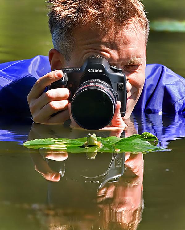 クレイジーなカメラマン 11
