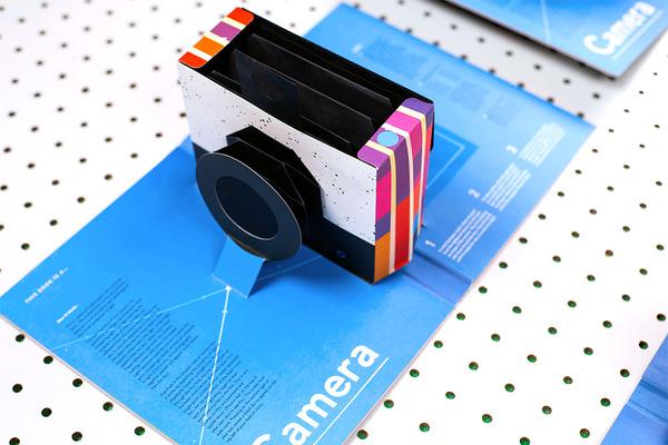 ピンホールカメラ『This Book is a Camera』 (3)
