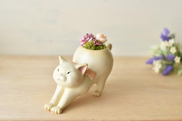 動物や植物な樹脂製アートプランター!『HARIMOGURA』 (5)