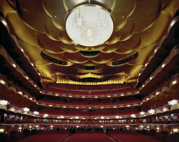メトロポリタンオペラニューヨーク、アメリカ、2008年