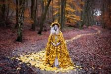 『ワンダーランド』自然と女性が織り成す美しいファインアート写真