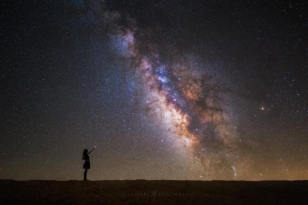 旅に出たくなる!美しい大自然と人間が一緒の写真 (9)