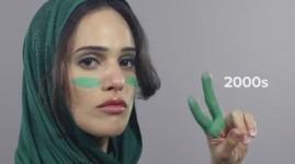 イラン女性、美の移り変わり100年 100 Years of Beauty