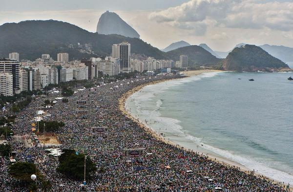 リオデジャネイロのビーチ2