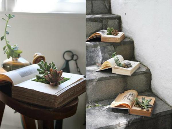 本の中の庭