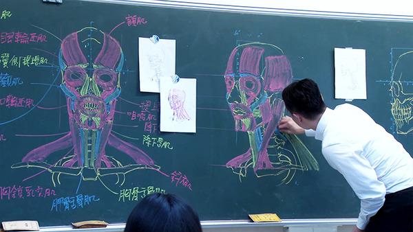分かりやすい!デッサンスキルを生かした解剖学の授業 (7)