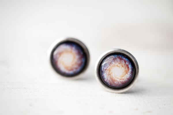 惑星や銀河が詰まってる綺麗な宇宙アクセサリー (19)